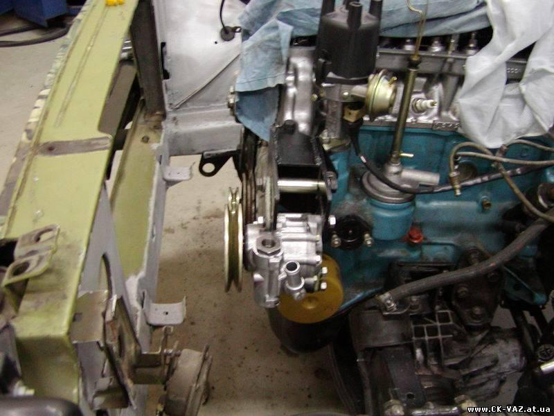 Ваз 2121 нива ремонт двигателя своими руками 68
